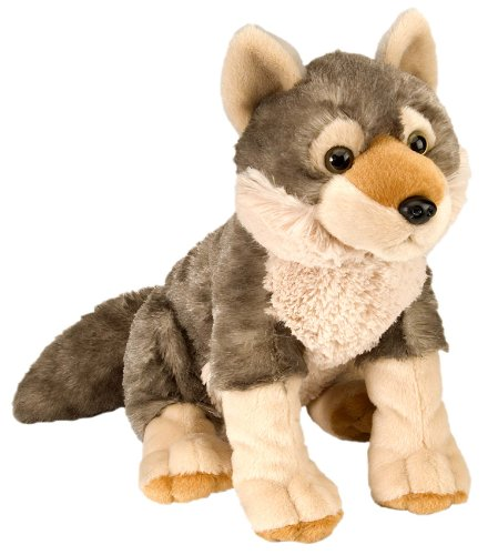 Wolf Stuffed Animals Wild Republic Cuddlekins