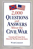 2,000 Questions and Answers About the Civil War (0517189267) by Garrison, Webb