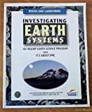 img - for Investigating Earth Systems: Rocks and Landforms book / textbook / text book
