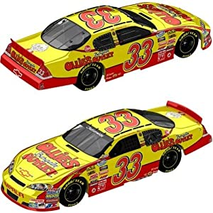 Buy Action Racing Collectibles Kevin Harvick '10 Ollie's Bargain Outlet #33 Nationwide Impala, 1:24 by Smith Optics