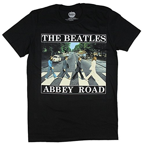 Beatles Abbey Road Licensed Graphic T-Shirt 0