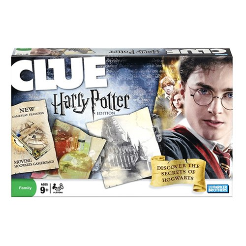 Clue: Harry Potter Edition