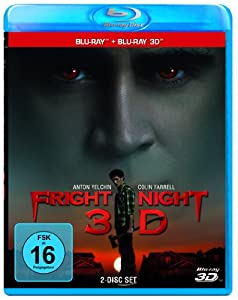 Fright Night 3D  (+ Blu-ray) [Alemania] [Blu-ray]