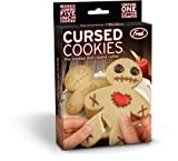 Fred & Friends CURSED COOKIES Voodoo Doll Cookie Cutter/Stamper