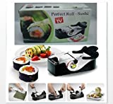 Easy Sushi Maker Roller Equipment Perfect Roll Roll-sushi with Color Box 1pcs/set.kitchen Accessories