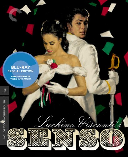 Cover art for  Senso (The Criterion Collection) [Blu-ray]