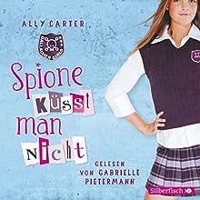 Spione küsst man nicht (Gallagher Girls 1) Hörbuch von Ally Carter Gesprochen von: Gabrielle Pietermann