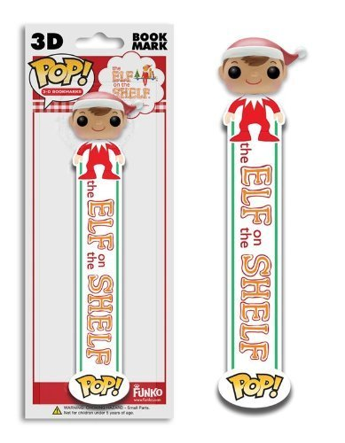 Funko Pop! Vinyl The Elf on the Shelf 3D Bookmark