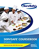 img - for ServSafe CourseBook with Paper/Pencil Answer Sheet Update with 2009 FDA Food Code (5th Edition) book / textbook / text book
