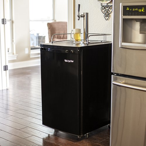 EdgeStar Full Size Kegerator and also Keg Cooler Via Amazon
