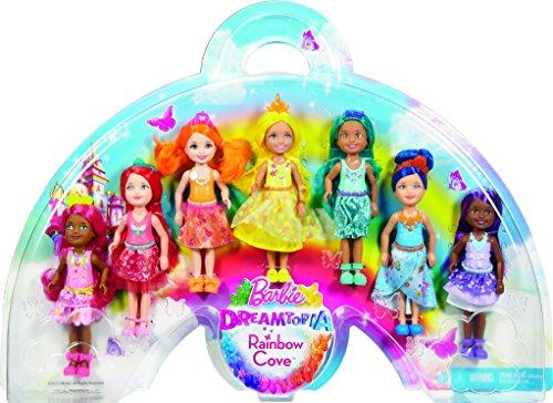 Barbie Dreamtopia Rainbow Cove Doll
