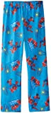 Marvel Big Boys' The Amazing Spiderman Movie Web Master Pajama Pant