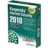 Kaspersky internet security 2010 (1 poste, 1 an)par Kaspersky