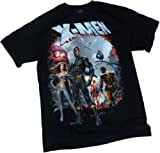 Fallen Walls -- X-Men T-Shirt