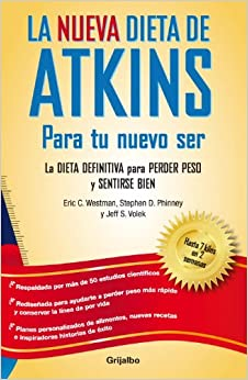 Nueva dieta de Atkins (Spanish Edition): Varios: 9780307882943: Amazon
