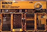 Dewalt DWA68DDHD 68-Piece Drill/Driver Set With Cases