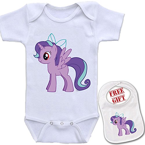 Unicorn-Funny-Onesie-Cute-Baby-Shower-Gift-Infant-Bodysuit