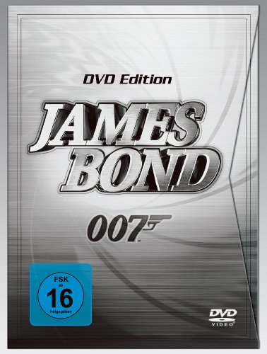 James Bond 007 DVD Edition