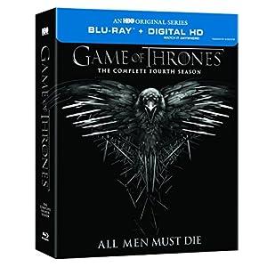 Game of Thrones: Season 4 (Blu-Ray+Digital Copy)
