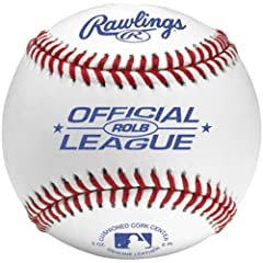 Buy Rawlings ROLB1X Official League Baseball by Rawlings