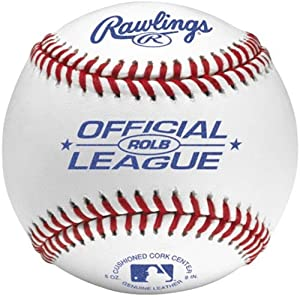 Rawlings ROLB1X Official League Baseball