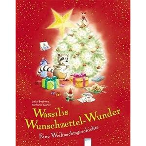 Wassilis Wunschzettel-Wunder: Eine Weihnachtsgeschichte