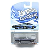 '65 MUSTANG * 12 of 30 * Hot Wheels Spectrafrost 2013 Cool Classics Die-Cast Vehicle