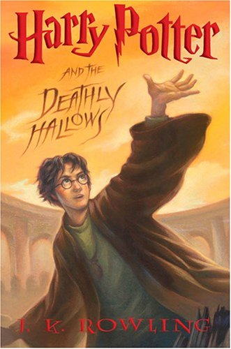 Harry Potter and the Deathly Hallows (Book 7) (Hardcover)