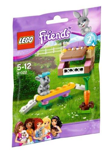 LEGO Friends 41022 Kaninchenstall [UK Import]
