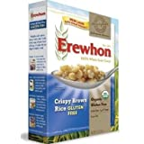 Erewhon Organic Gluten Free Crispy Brown Rice Cereal - 25 Lb