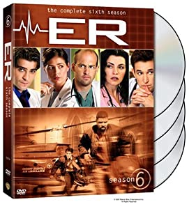 ER: The Complete Sixth Season from National Broadcasting Company (NBC)
