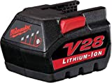 Home Improvement - Milwaukee 48-11-2830 M28 Lithium-Ion Battery-Pack