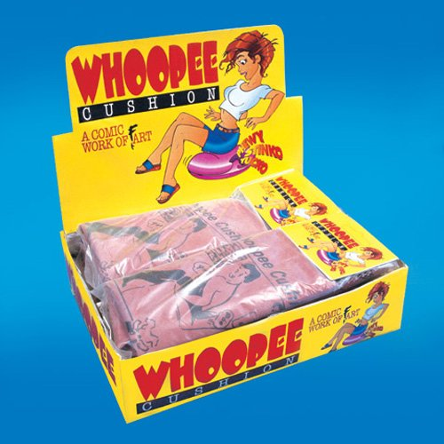 Loftus Whoopee Poo Cushion - 1
