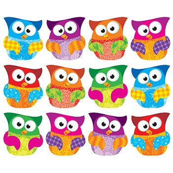 ARGUS Owl-Stars! Clips Classic Accents Variety Pack (T-10617) - 1