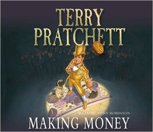 Terry Pratchett: Making Money (audio)