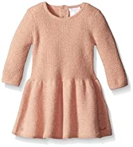 Chloe Baby Girls' Drop Waist Knitted…