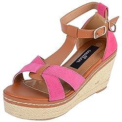 Smitten Dance Shoes For Women ( Fuschia Pink )
