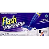 Flash Powermop Disposable Cleaning Pads 12 Refills