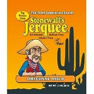 Stonewall's Jerquee Original Mild Gluten Free -- 1.5 oz
