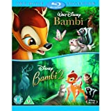 Bambi and Bambi 2 Double Pack