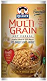 Quaker Multigrain Hot Cereal, 18-Ounce Packages (Pack of 6)