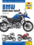 Bmw R1200 GS RT Repair Manual Haynes...