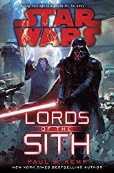 Lords of the Sith: Star Wars (Star Wars: Jedi Academy Trilogy)