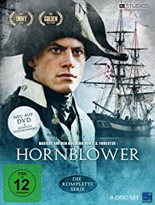 C.S. Foresters Hornblower - Die komplette Serie (8 Disc Set) [Collector's Edition]