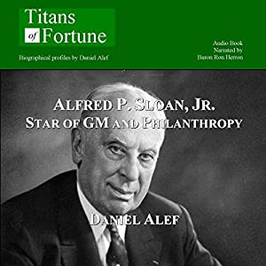 Alfred P. Sloan Jr. Audiobook