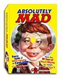 Book Cover For Absolutely MAD Magazine - 50+ Years