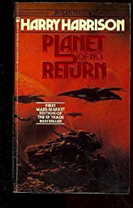 Planet of No Return by Harry Harrison