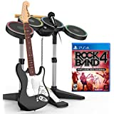 Rock Band 4 Band-In-A-Box Ps4 Software Bundle