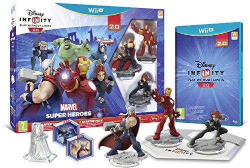 Disney Infinity 2.0 Marvel Superheroes Starter Pack  galerija