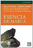 img - for Esencia de marca book / textbook / text book